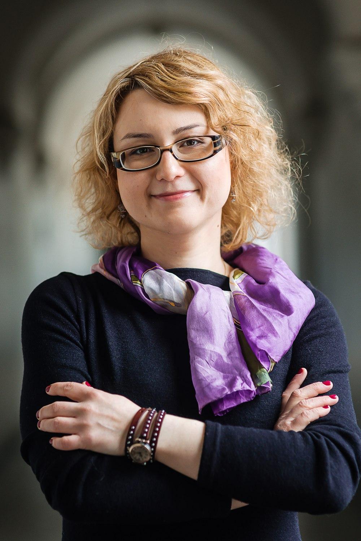 Радміла Сегол Автор проекту ITArts