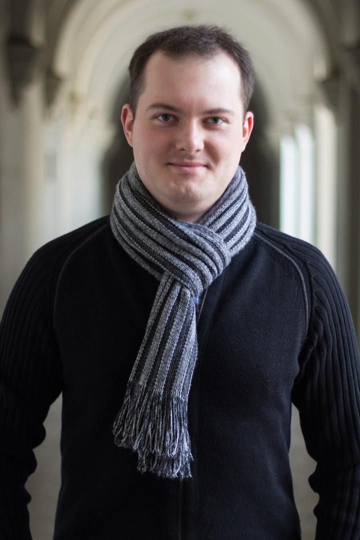 Андрій Пархоменко Веб-розробник проекту ITArts